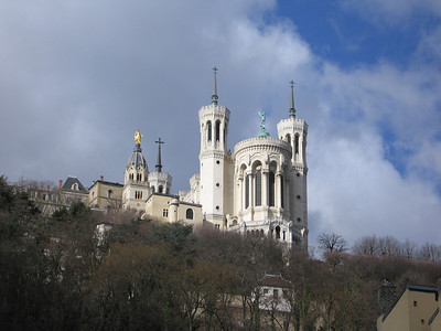 Basiliek Notre Dame de Fourviere