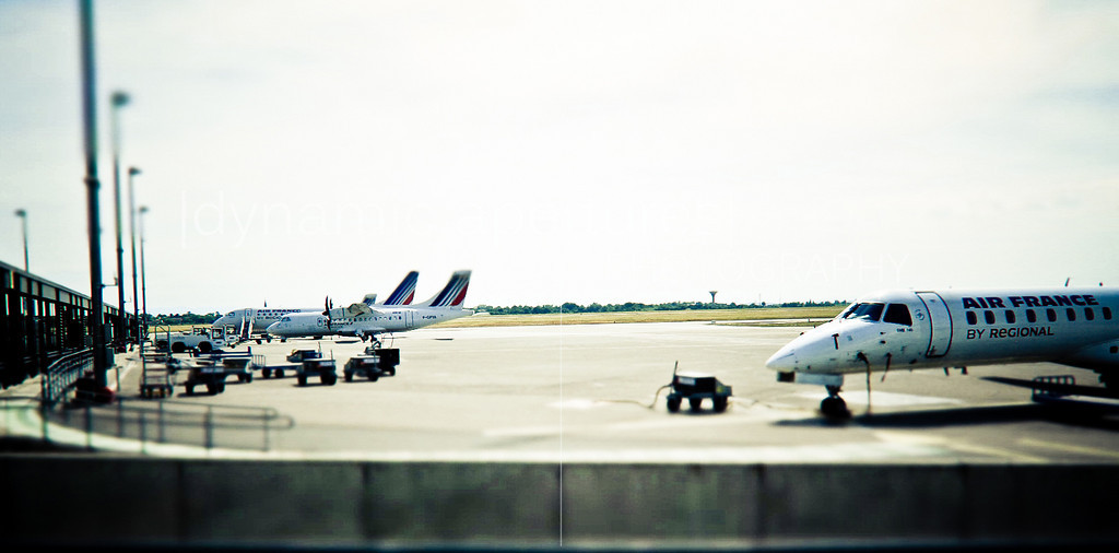 Lyon, France airport