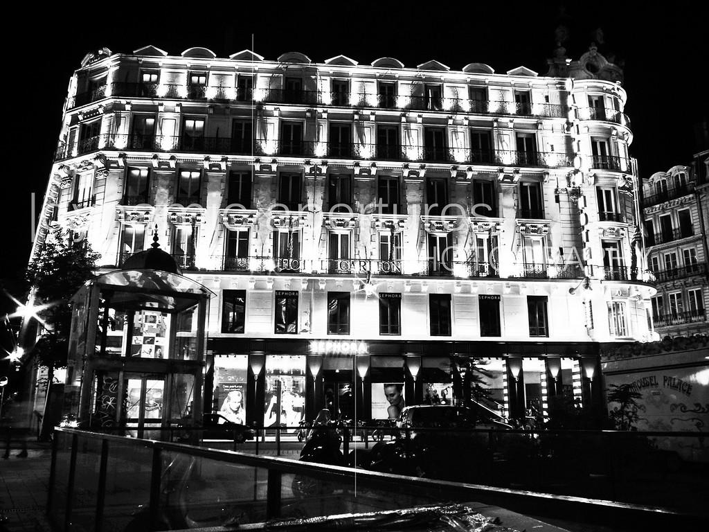 The Hotel Carlton, Lyon, France