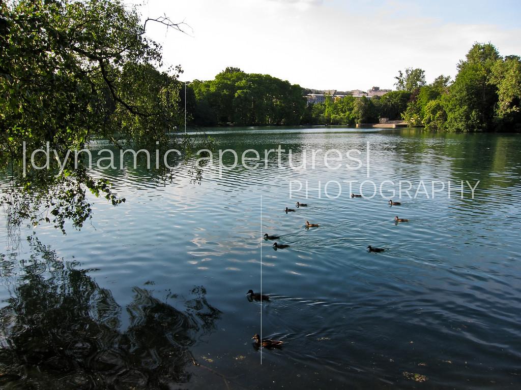 Parc de la Tête d'Or, Lyon, France