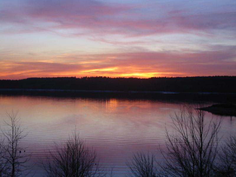 Sunset, 7