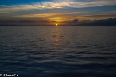 SUNSET OF LANAI