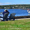 Mercy, what the heck happened here -- OCCUPIED chairs. Must be a mirage. East Boothbay harbor. The rich have it tough, don't they. Ask any One Percenter. I'll bet he's making installment payments on the binoculars. BUT WAIT! A second free pair are in the mail. [UFP092712]