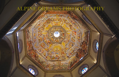 FLORENCE DOMED MASTERPIECE