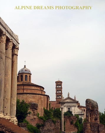 TOWERS AND COLUMNS