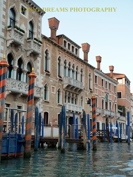 VENICE FROM THE CANAL