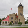 Mackinac City Lighthouse