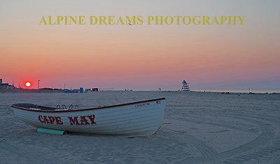 CAPE MAY SUNRISE