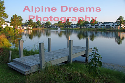 Dock and Pond