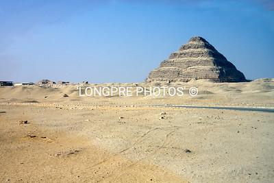 SAQQARRA  step pyramid