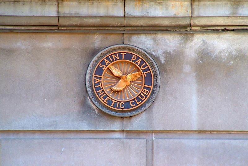 St. Paul Athletic Club, 4th and Cedar Streets.