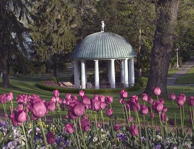 Spring House at the Greenbrier, White Sulphur Springs, WV