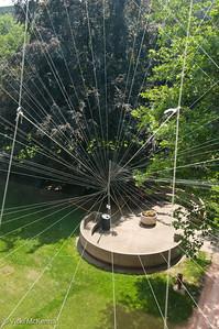 FAST art installation to celebrate MIT's 150th anniversary.