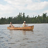 Jim and Jim on Clark Lake.<br /> July 20, 2012