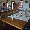 Inside the Great Hall of the Trading Post at Grand Portage N.M., MN.<br /> July 23, 2012