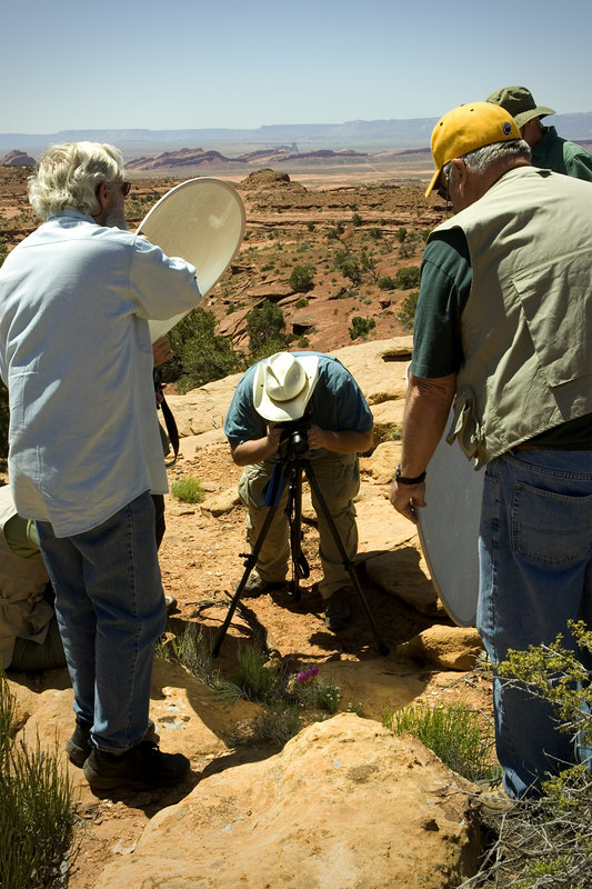 """SHOOTING"" CACTUS WITH DAVID MUENCH"
