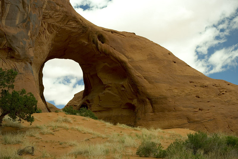 """MOCCASIN"" ARCH"