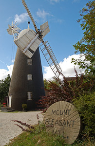 Mount Pleasant Windmill, Kirton Lindsey