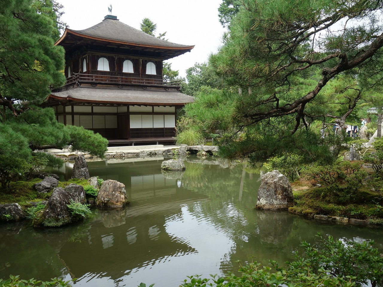 Silver Pavilion, Kyoto.