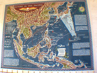 Pacific Theatre of Operations WW II