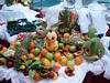 Fruity sculptures