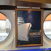 Ocean liner artwork in Il'Transatlantico.