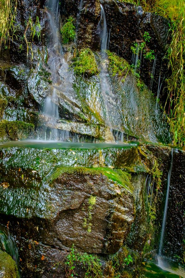 WATERFALL POOL NEAR CHRISTINE FALLS