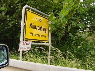 MUNZENBERG, GERMANY