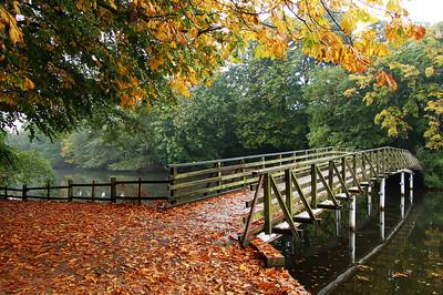 White Bridge, Hartsholme Park