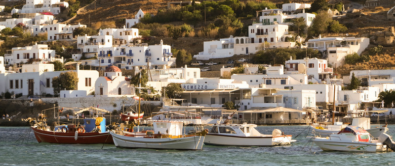 MYKONOS AGEAN SEA GREECE
