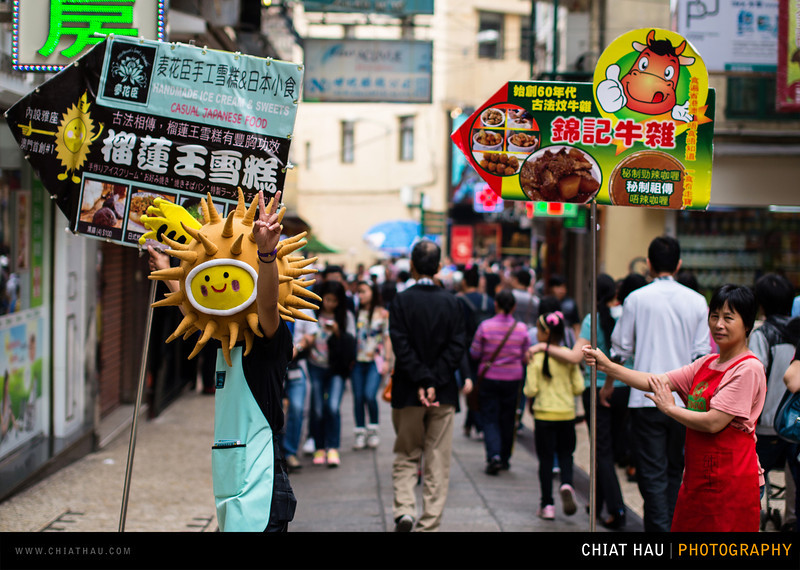 Travel Photography by Chiat Hau Photography (Macau - The Oriental Vegas)