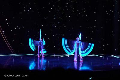 Cirque du Soliel's ZAIA