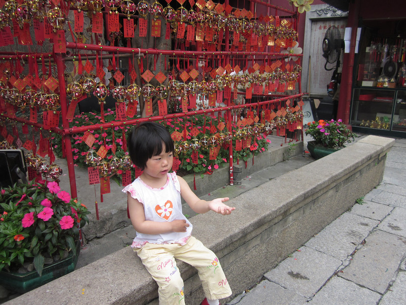 A-Ma Temple is the oldest in Macau.