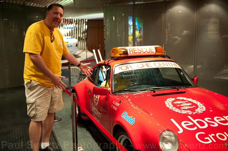 Porsche Doug