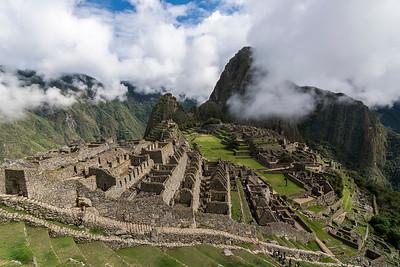 Macchu Picchu - Cusco , Peru