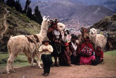 Macchu Picchu and The Inca Trail