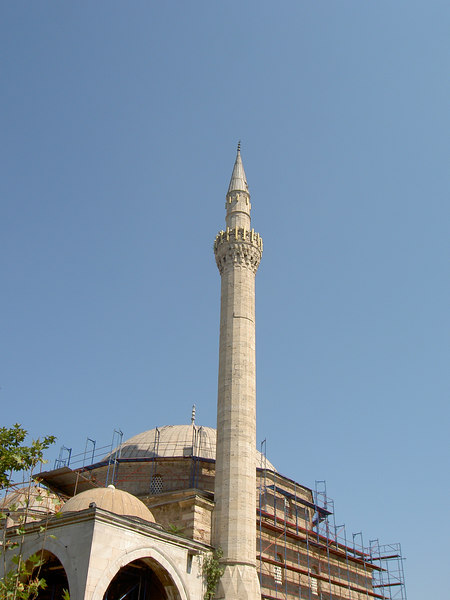 Mosque in Skopje