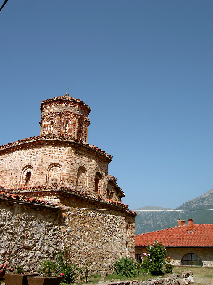 Sveti Naum church