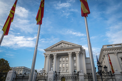 Skopje, Macedonia