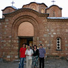 Church in Skopje, Macedonia