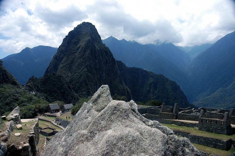 Machu Picchu The Granite Image of the Sacred Mountains