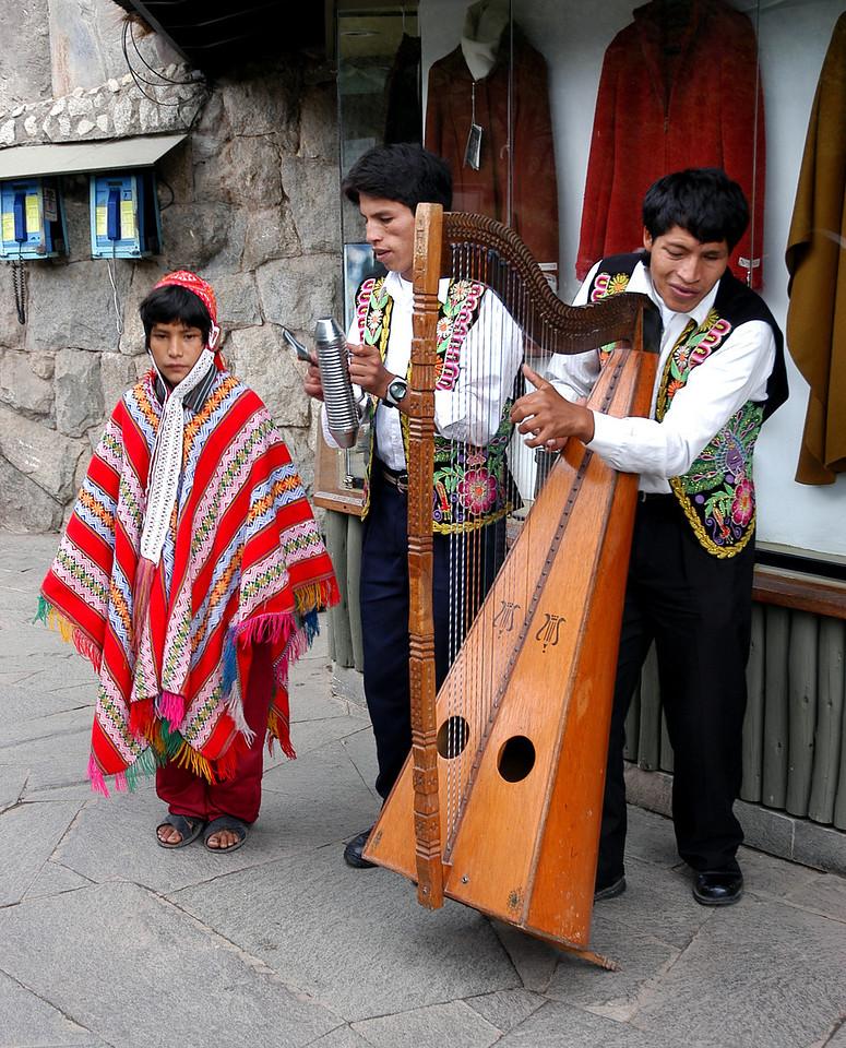 Machu Picchu The Citadel _Musica de Peru