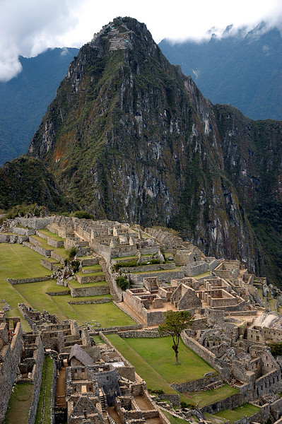 Machu Picchu The Citadel_from the Sun Gate4