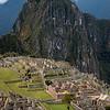 Machu Picchu The Citadel_from the Sun Gate4