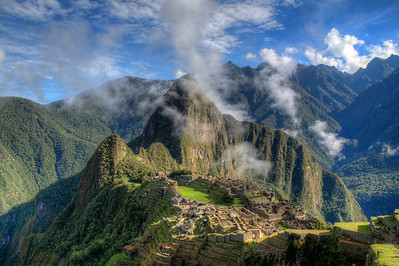 Machu Picchu and the trek to Huchuy Qosqo, Peru