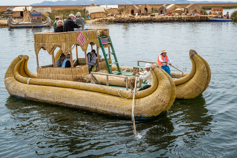 Vessel Used by the Island Dwellers for transportation