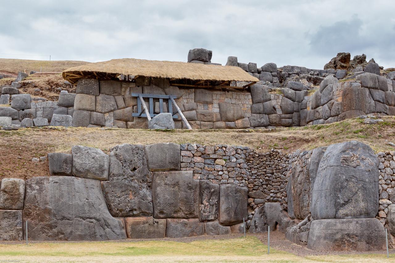 More Saqsaywaman Ruins