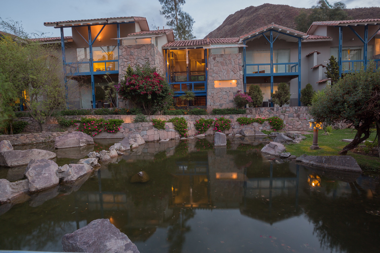 Aranwa Spa and Wellness Hotel in Sacred Valley