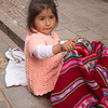 Vendor's Child in Pisac Market