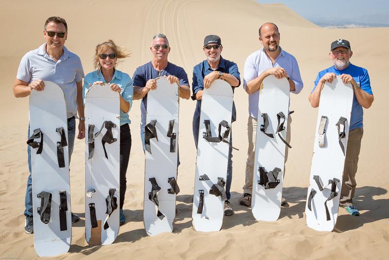 Sand Dune Surfers